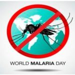 Международный день борьбы с малярией — 25 апреля